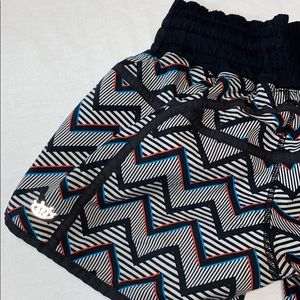Lululemon tracker shorts sea wheeze 3D size 4